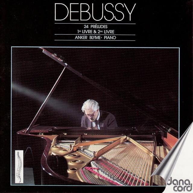 Debussy: 24 Préludes pour Piano Albumcover