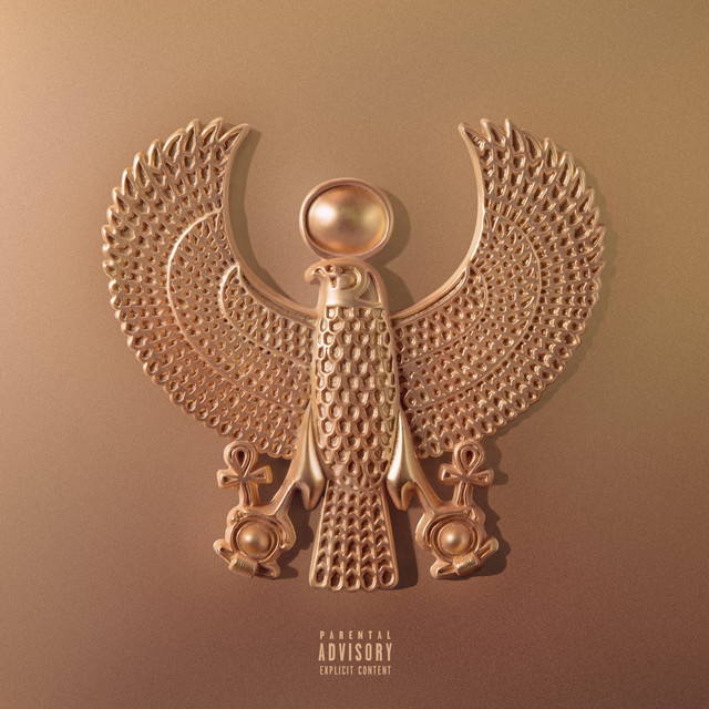 The Gold Album: 18th Dynasty Albumcover