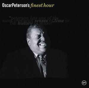 Oscar Peterson's Finest Hour album