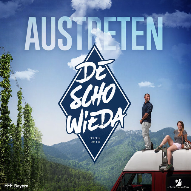 Album cover for Austreten (Original Soundtrack) by DeSchoWieda