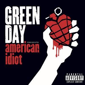 American Idiot (Deluxe) Albumcover