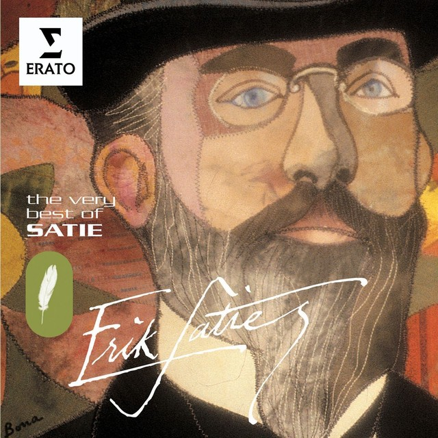 The Very Best of Satie Albumcover