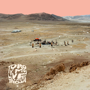 Live from Trona album