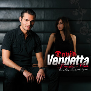 David Vendetta, Rachael Starr Bleeding Heart cover
