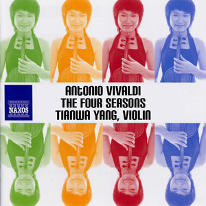 Vivaldi: The Four Seasons, RV 269, Op. 8 Albumcover