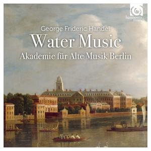 Handel: Water Music Albümü