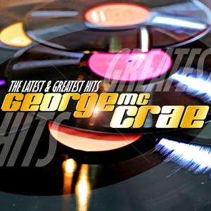 George McCrae Latest & Greatest Hits album