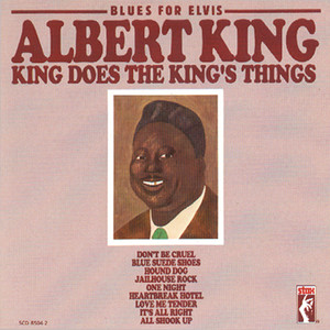 Albert King That's All Right cover