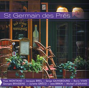 St Germain Des Prés - Jean Ferrat
