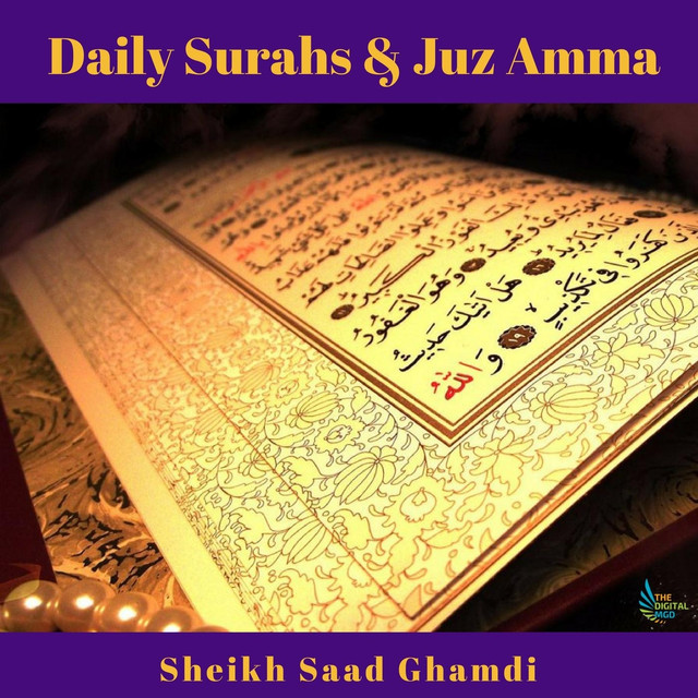 Surah Ad-Dhuha, a song by Sheikh Saad Al Ghamdi on Spotify