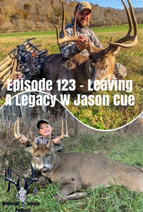 Episode 123 - Leaving a Legacy With Jason Cue