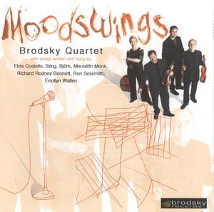 Brodsky Quartet, Björk I've Seen It All cover