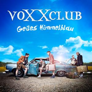 Geiles Himmelblau Albumcover