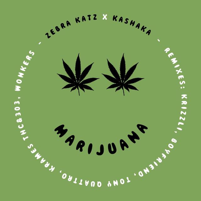 Marijuana - EP Albumcover