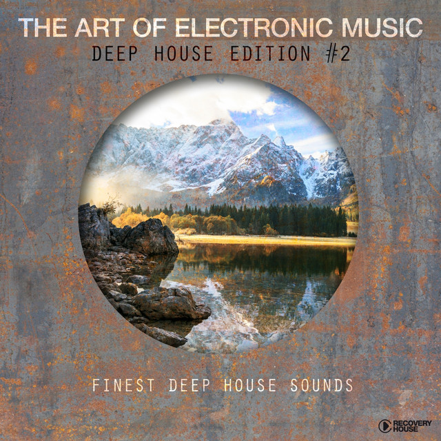 Album cover for The Art Of Electronic Music - Deep House Edition, Vol. 2 by Various Artists