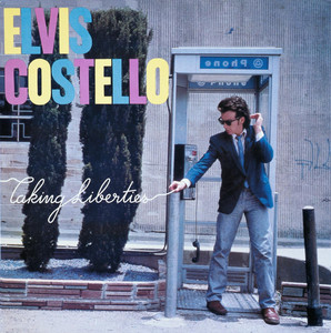 Elvis Costello Tiny Steps cover