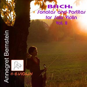 Bach: Sonatas and Partitas, Vol. 2 album