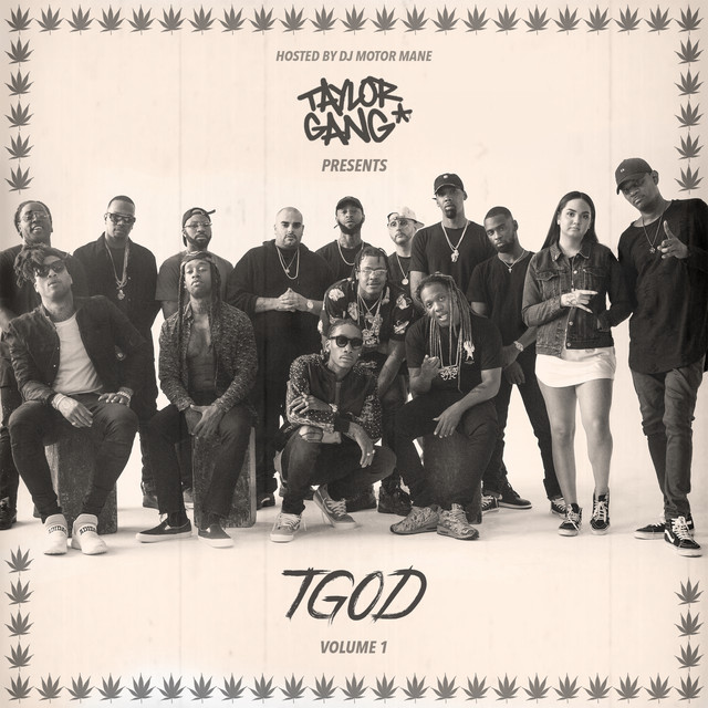 Album cover for TGOD, Vol. 1 by Various Artists