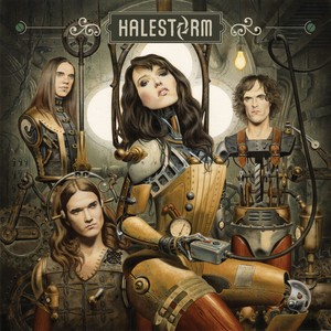 Halestorm Albumcover