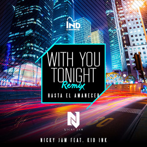 With You Tonight (Hasta El Amanecer) [Remix] Albümü