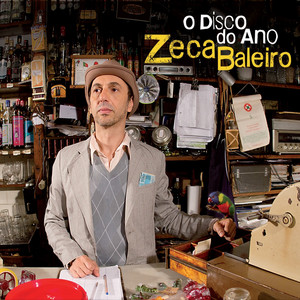 O Disco do Ano Albumcover
