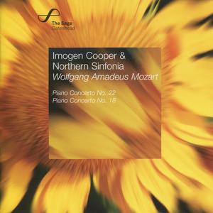 Mozart: Piano Concertos 18 & 22 Albümü