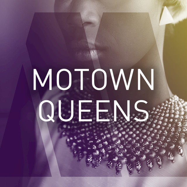 Album cover for Motown Queens by Various Artists