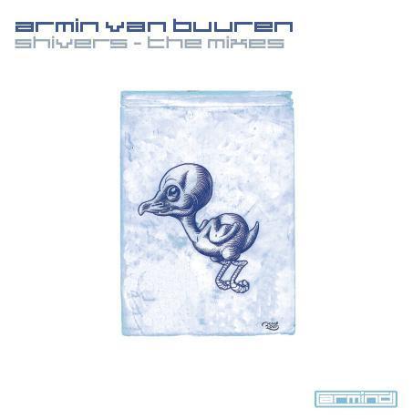Armin van Buuren Shivers album cover