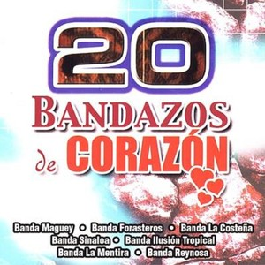 20 Bandazos de Corazon Albumcover