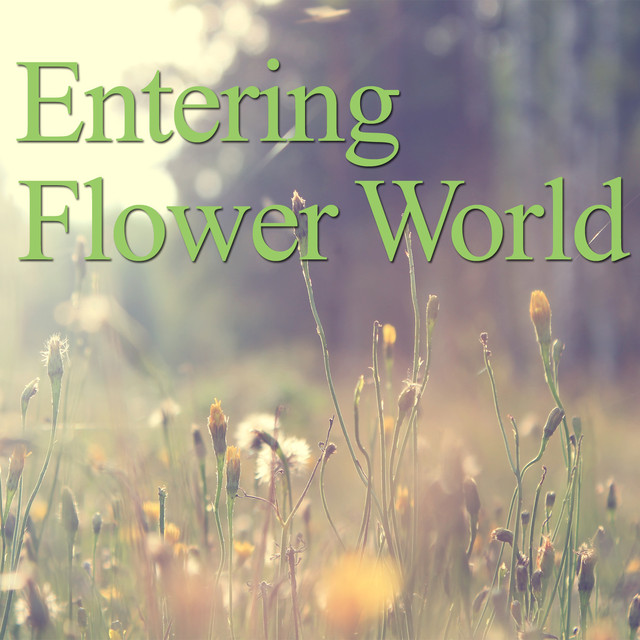 Entering Flower World Albumcover