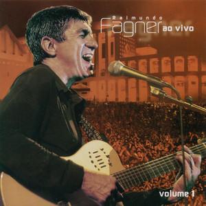 """Fagner """"Ao Vivo"""" - Vol. 1 album"""