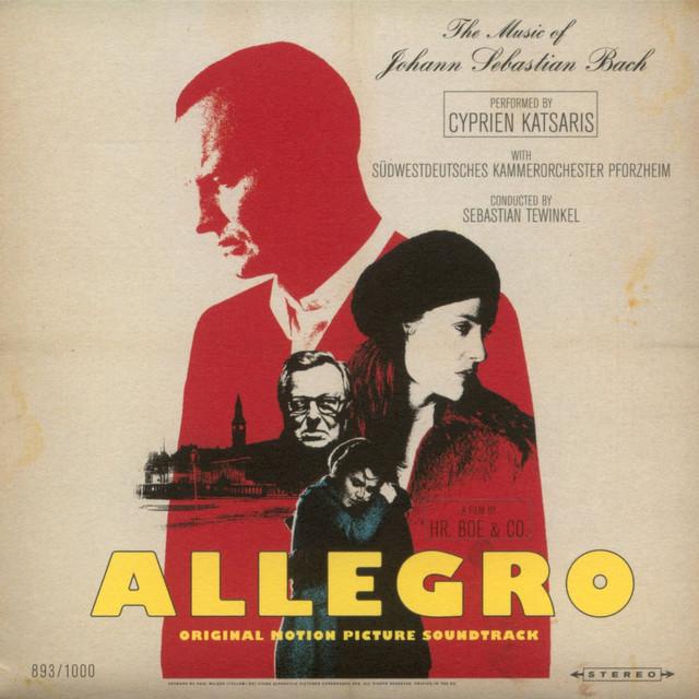Allegro Albumcover