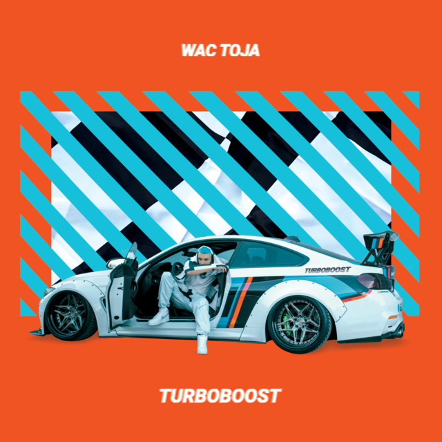 Album cover for TURBOBOOST by Wac Toja
