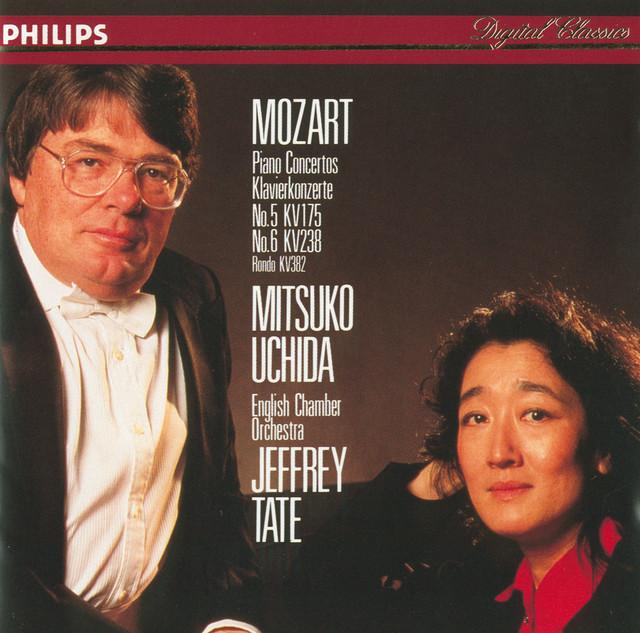 Mozart: Piano Concertos Nos. 5 & 6 etc Albumcover
