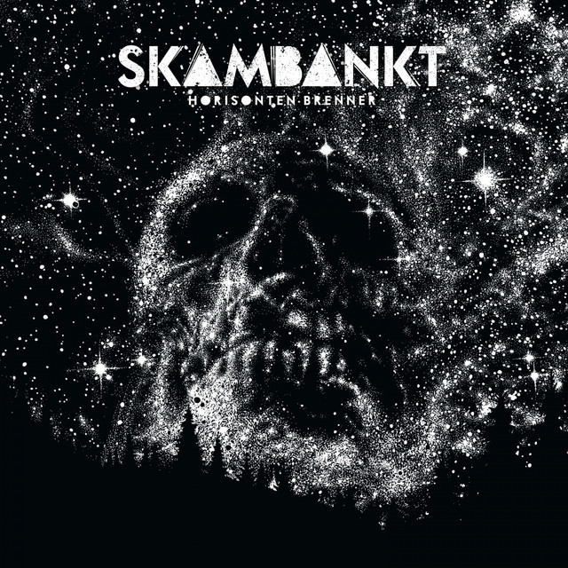 Album cover for Horisonten Brenner by Skambankt