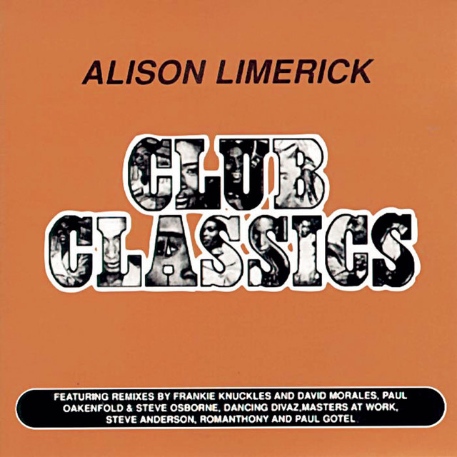 Alison Limerick tickets and 2019 tour dates