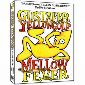 Gustafer Yellowgold's Mellow Fever (DVD+CD)