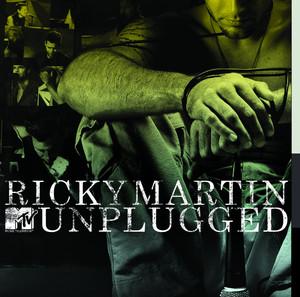 Ricky Martin MTV Unplugged Albumcover