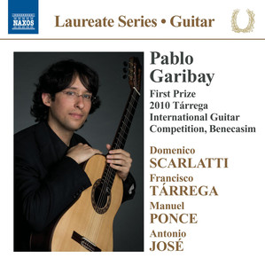 Guitar Recital: Pablo Garibay - Francisco Tarrega