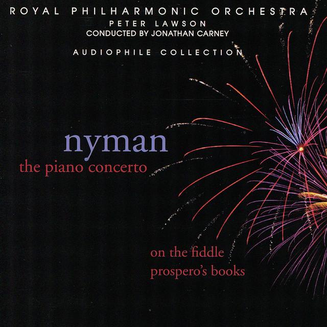 Nyman: Piano Concerto, On The Fiddle, Prospero's Books