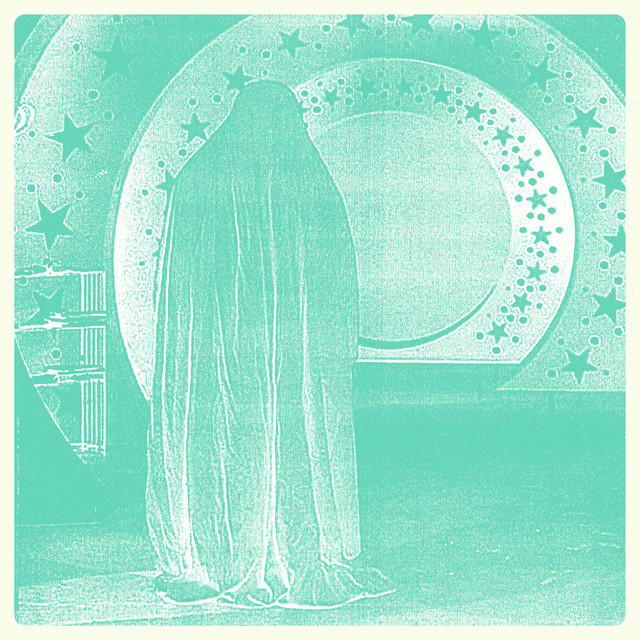 Album cover for Pearl Mystic by Hookworms