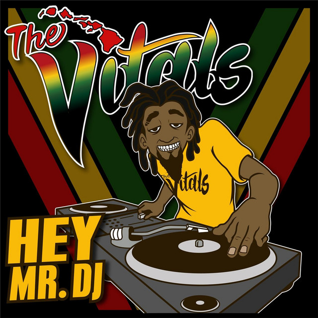 Hey Mr  DJ, a song by The Vitals 808 on Spotify