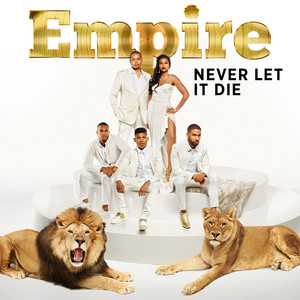 Empire Cast, Jussie Smollett, Yazz Never Let It Die cover