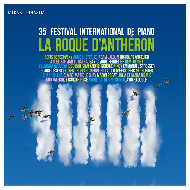 35ème Festival International de Piano de La Roque d'Anthéron Albumcover