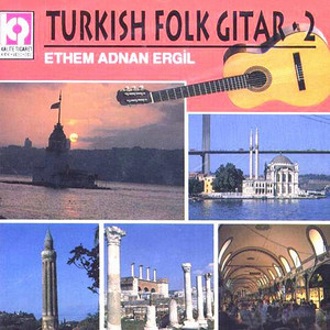 Turkish Folk Gitar, Vol.2 Albümü