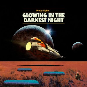 Glowing In The Darkest Night Albumcover