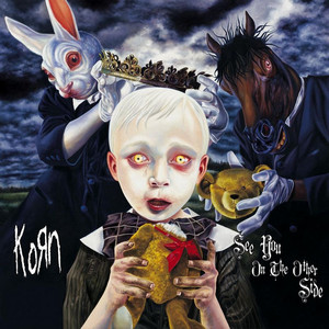 Korn Open Up cover