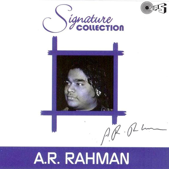 AR Rahman Signature Collection