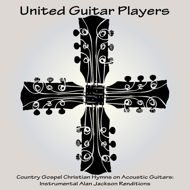 Country Gospel Christian Hymns on Acoustic Guitars