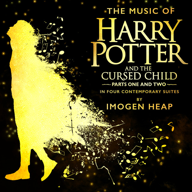 Album cover for The Music of Harry Potter and the Cursed Child - In Four Contemporary Suites by Imogen Heap